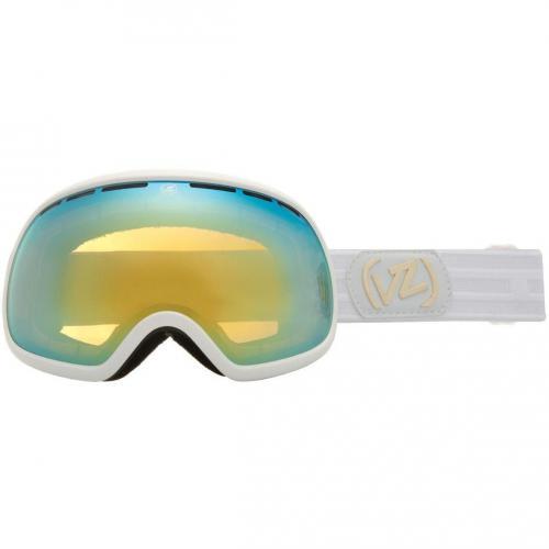 Von Zipper 12Fishbowl white gloss gold chrome