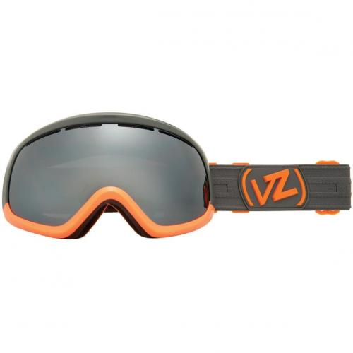 Von Zipper 12Skylab color block orange black chrome
